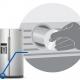 تعویض فیلتر آب یخچال