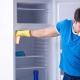 تمیز کردن یخچال فریزر